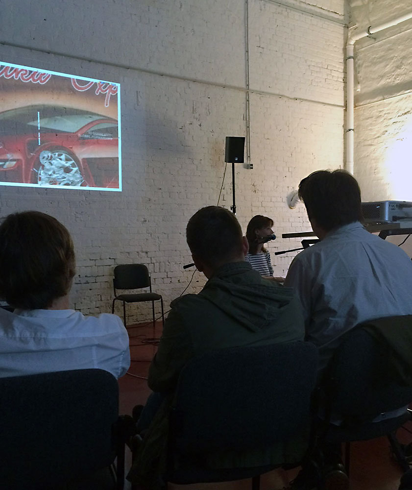 2014, F/Stop Festival, Leipzig, Artist Talk with Christina Natlacen