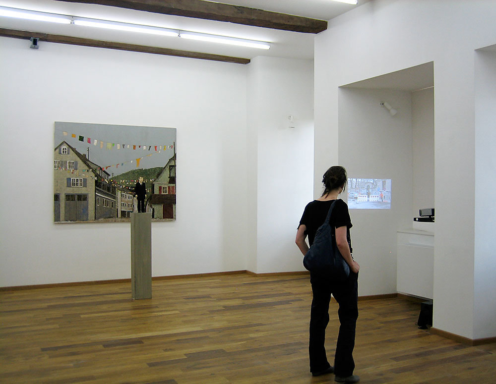 2009, Group Show, Nosbaum & Reding Art Contemporain, Luxembourg